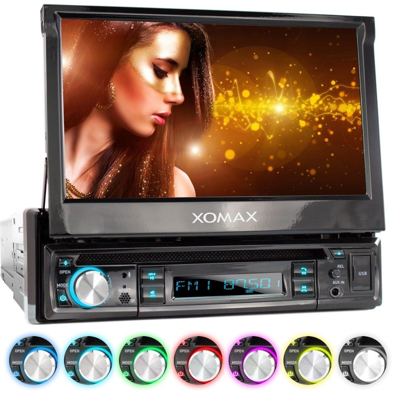 XOMAX XM-D749