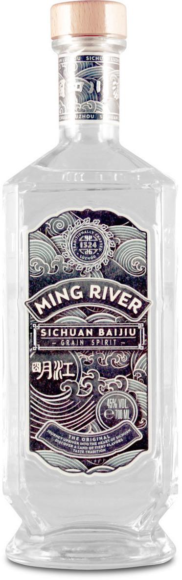 Ming River Sichuan Baijiu 45% 0,7l