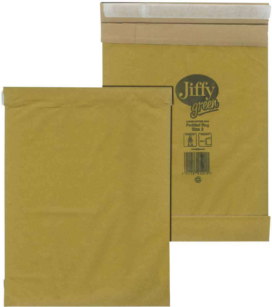 Jiffy Jiffy Papierpolsterversandtasche  (30001312)
