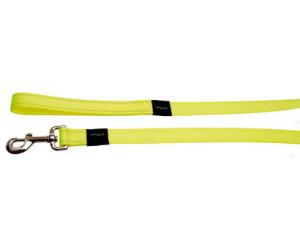 Rogz Utility Hundeleine M Snake gelb 1,2m