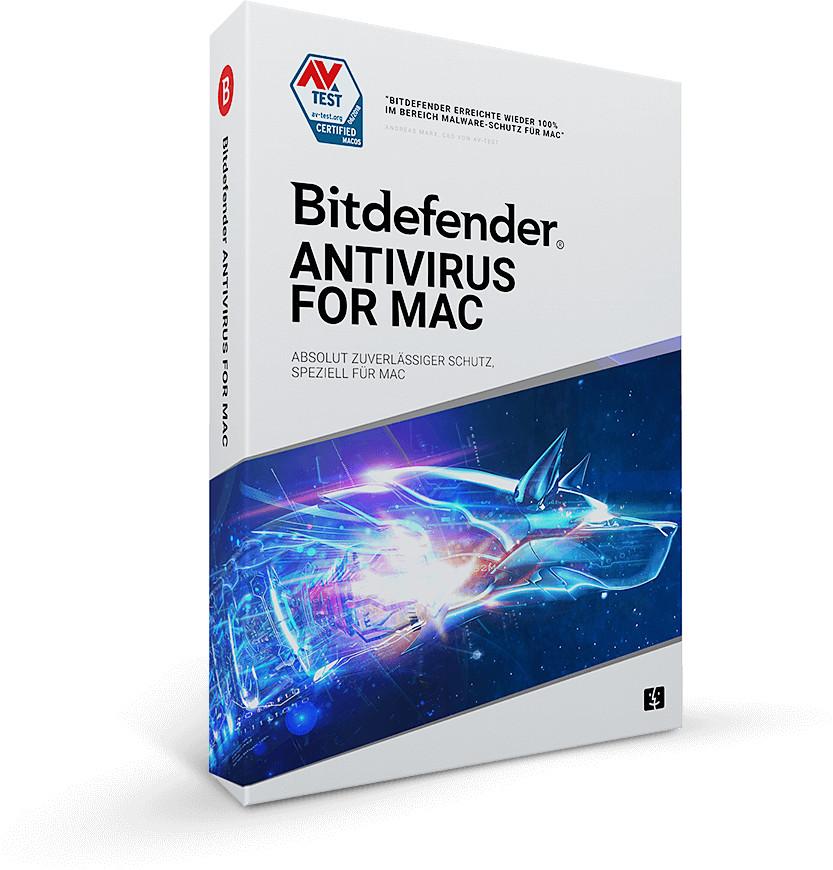 Image of Bitdefender Antivirus for Mac (1 Device) (1 Year)