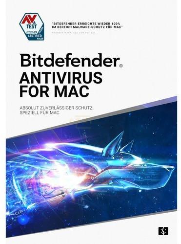 Image of Bitdefender Antivirus for Mac (1 Device) (3 Years)