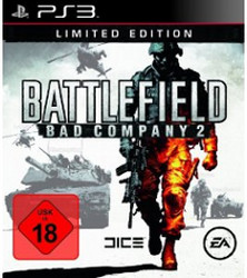 Battlefield: Bad Company 2 - Limited Edition (PS3)