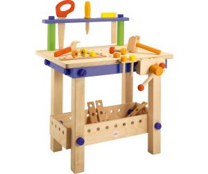 Banco Di Lavoro Giocattolo Smoby : Sevi tavolo da lavoro carpentiere con accessori a u ac