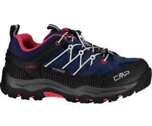 CMP Kinder-Wanderschuhe Rigel Low blau (3Q54554-36MC)