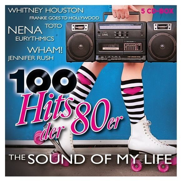 100 Hits der 80er (CD)