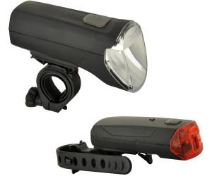 Fischer Fahrrad-LED-Beleuchtungs-Set (85347)