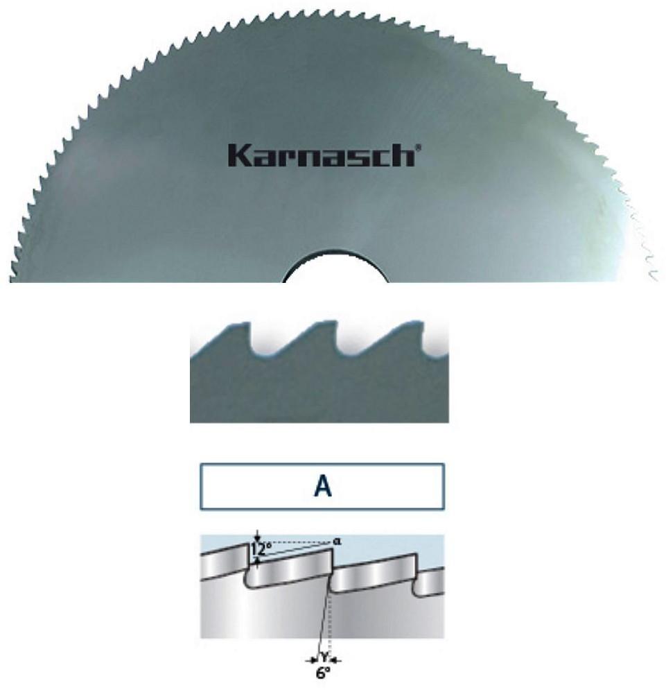 Karnasch VHM DIN 1837 A 30 x 0,30 x 8mm 80Z (56000030030)