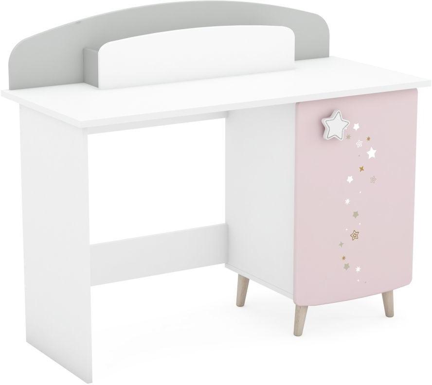 Demeyere Schreibtisch Sternschnuppe  rosa/weiß (6039)