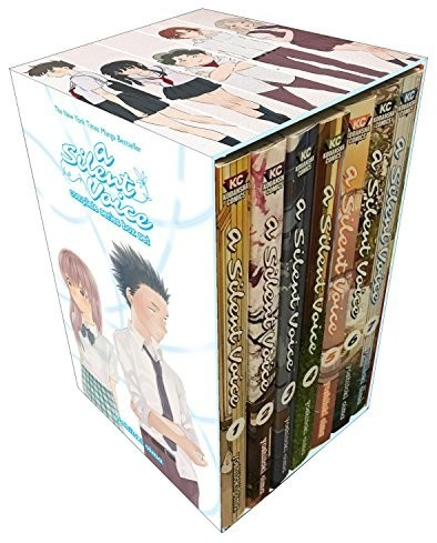 Image of A Silent Voice Complete Series Box Set (ISBN: 9781632366436)