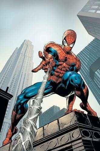 Image of Amazing Spider-Man by J. Michael Straczynski Omnibus Vol. 2 (ISBN: 9781302923136)