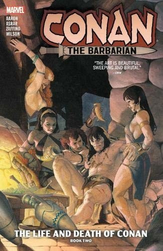 Image of Conan the Barbarian Vol. 2: The Life and Death of Conan Book Two (ISBN: 9781302915032)