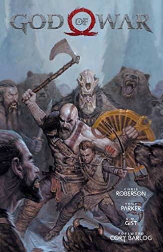Image of God of War (ISBN: 9781506707464)