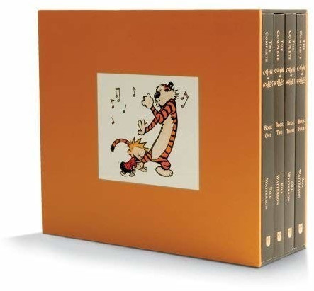 Image of The Complete Calvin and Hobbes (ISBN: 9781449433253)