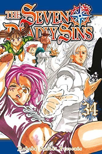 Image of The Seven Deadly Sins 34 (ISBN: 9781632368720)