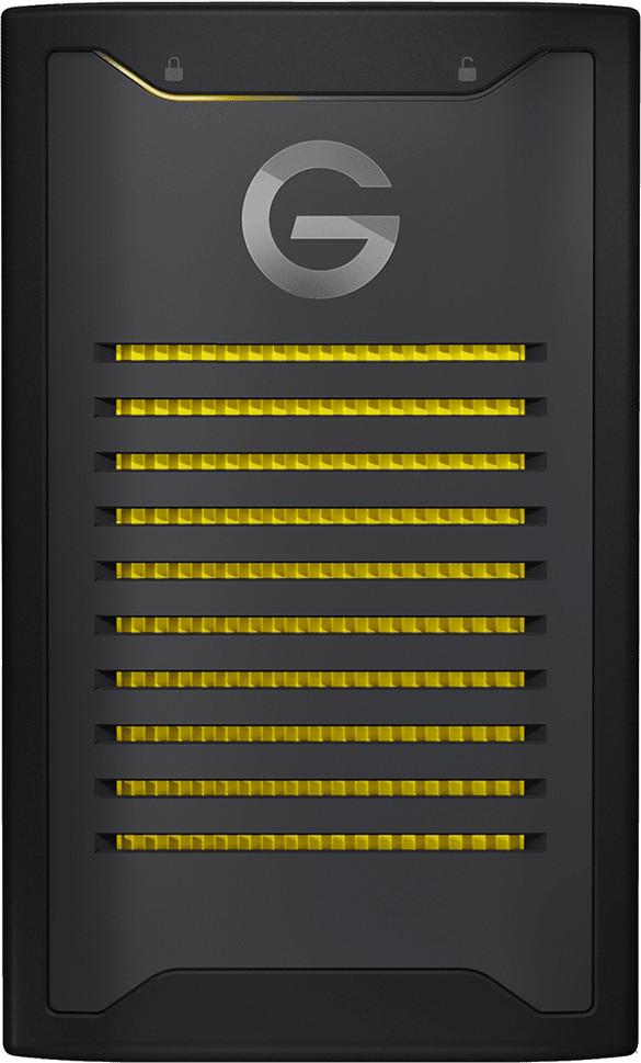 Image of G-Technology AmorLock 2TB