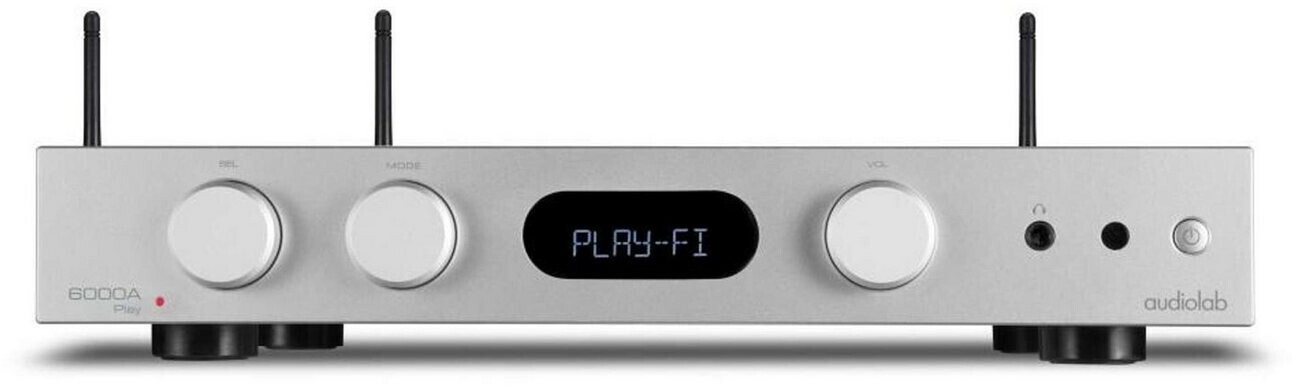 Image of Audiolab 6000A (Silver)