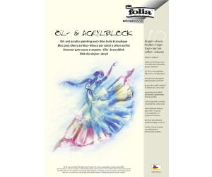 Folia Öl-/Acrylblock DIN A3 10 Blatt (8363)