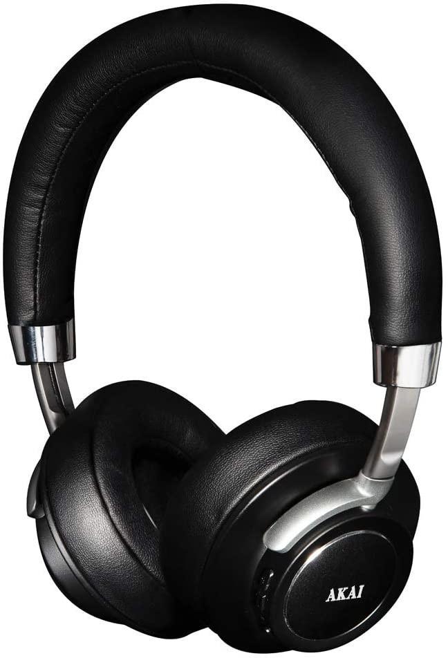 Image of Akai A58082 Voice Assistant (Google & Siri) Bluetooth Headphones