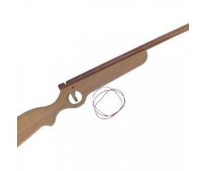 Bartl Holzgewehr mit Gummiband