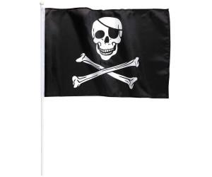 Widmann Piratenfahne mit Halter