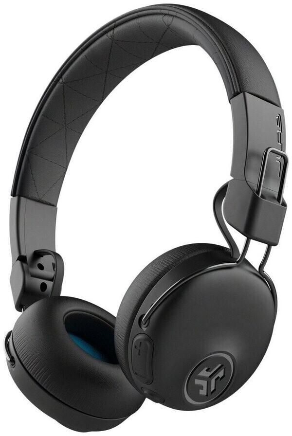 JLab Studio ANC On-Ear Wireless Headphones - Black