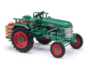 Busch Traktor Kramer KL11 mit Apfelkiste (40070)