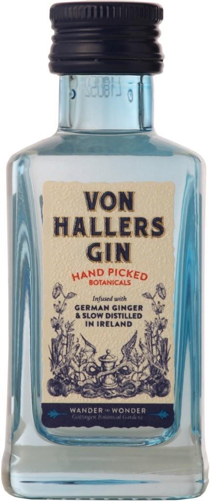 Von Hallers Gin 44% 0,05l