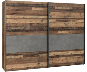 Forte Clif 270x211x61cm Betonoptik Dunkelgrau Old Wood Vintage Rcqs12411 C754 Ab 450 49 Preisvergleich Bei Idealo De