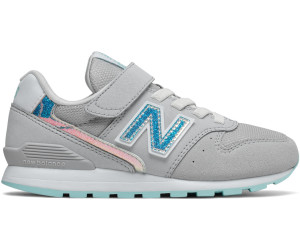 New Balance 996 Kids grey/light tidepool