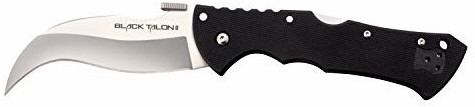 Cold Steel Black Talon II CPM S35VN