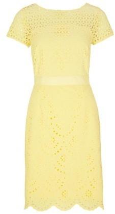 Comma Abendkleid (8T.804.82.4512.1318) gelb