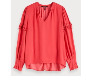 Scotch & Soda Bluse (152497) fuchsia