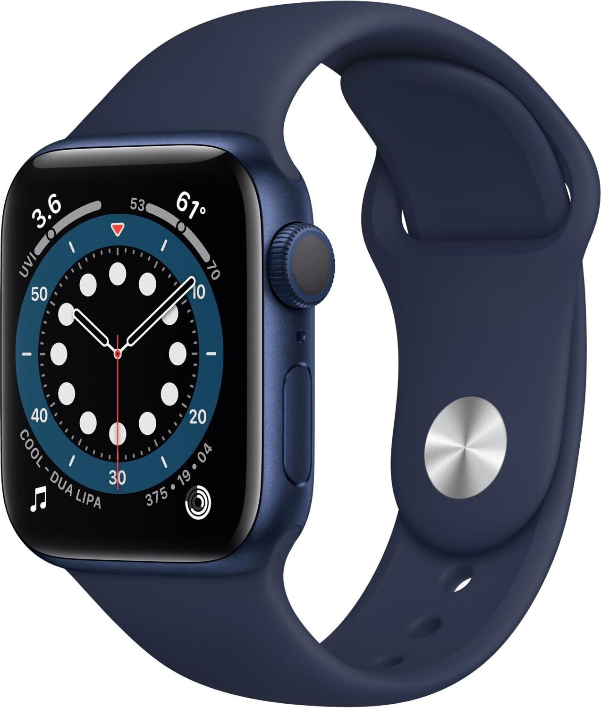 Apple Watch Series 6 40mm azzurro
