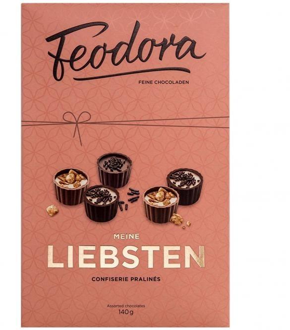 Feodora Meine Liebsten Confiserie Pralinés (140g)