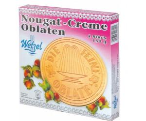 Wetzel Nougat-Creme Oblaten 4 St.