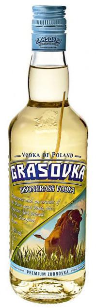 Grasovka 38% 0,5l