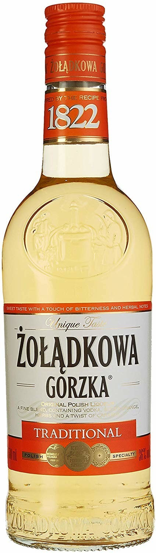 Stock Zoladkowa Gorzka Traditional 34%