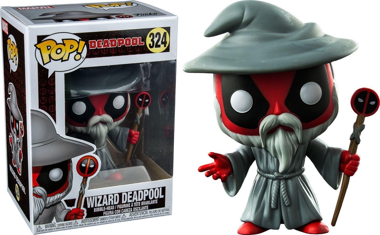 Funko Pop! Deadpool – Wizard Deadpool