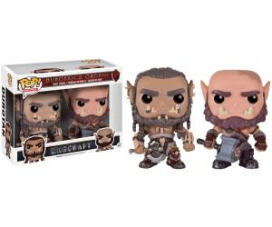 Funko Pop! Warcraft - Double Pack Durotan & Ogrim