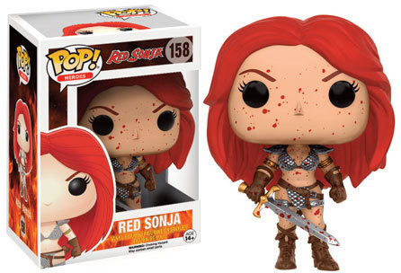 Funko Pop! Red Sonja - Red Sonja