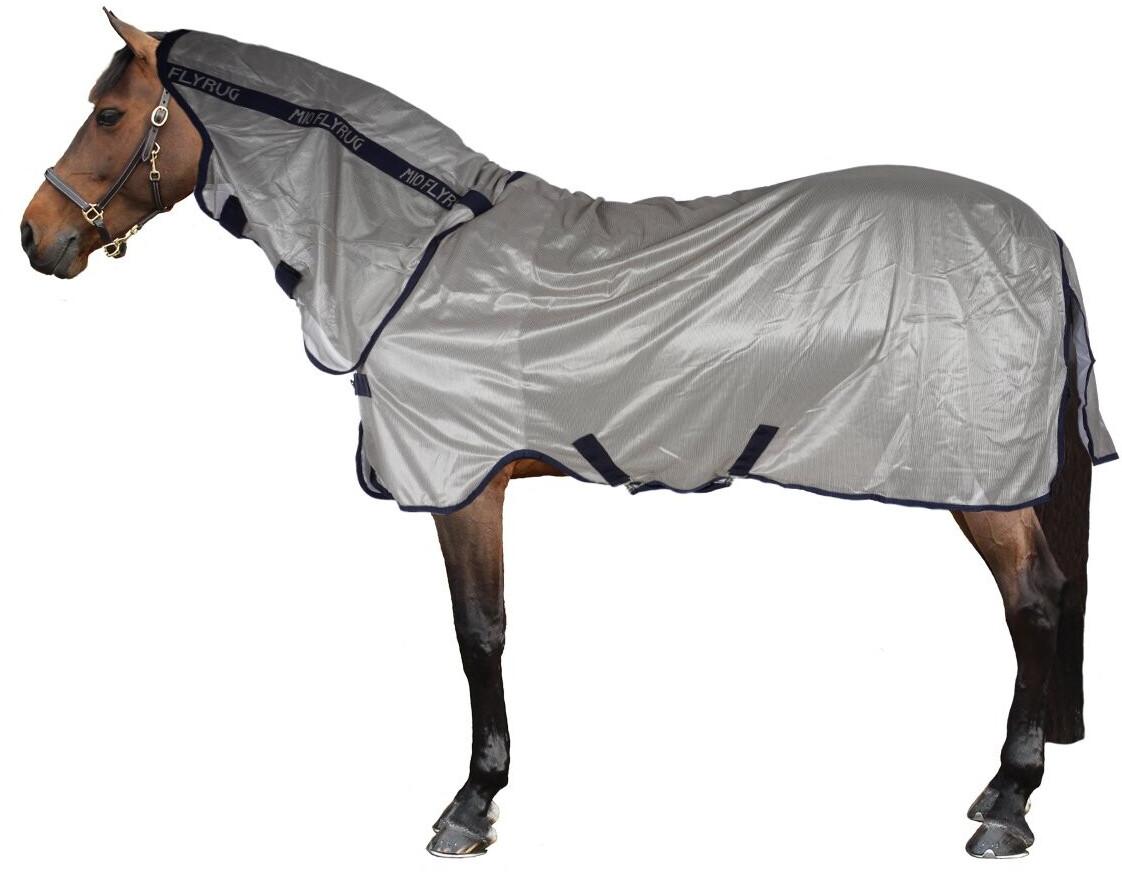 Horseware Mio Fly Blanket BRZ/DB 155