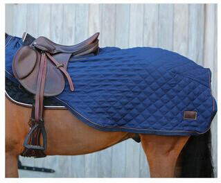 Kentucky Riding Rug Blue L