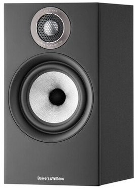 Image of Bowers & Wilkins 607 S2 Anniversary Edition Black