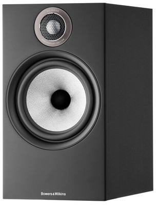 Image of Bowers & Wilkins 606 S2 Anniversary Edition Black