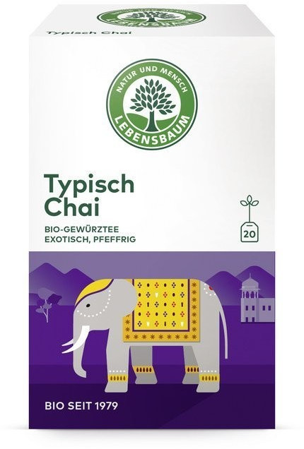 Lebensbaum Typisch Chai (20 Stk.)