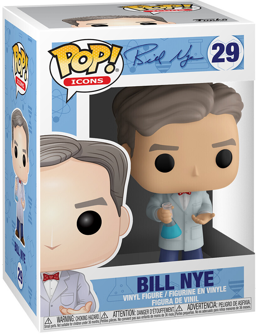 Funko Pop! Bill Nye - Bill Nye
