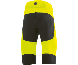 Gonso Sirac 3in1 Softshell Hose Pad Herren Safety Yellow 2020 Fahrradhose