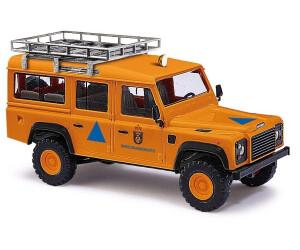 Busch Land Rover Defender 110 Katastrophenschutz Dänemark (50364)