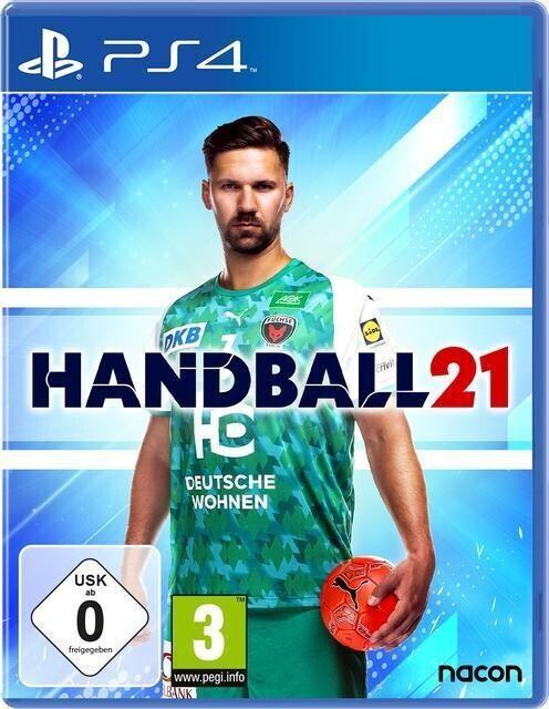 Handball 21 (PS4)